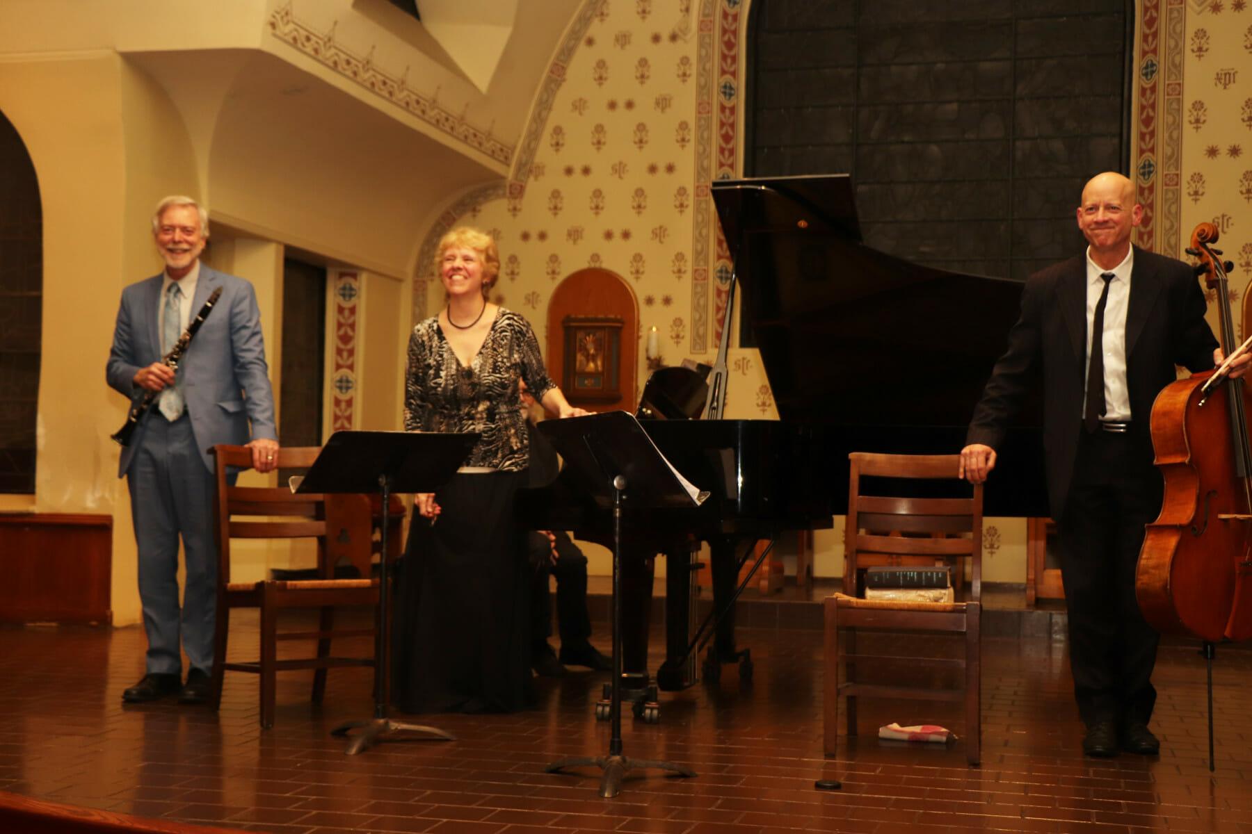 Joseph Rutkowski and Marcia Eckert