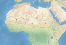 By Munion - Natural Earth Data --> ArcMap --> Illustrator & Photoshop, CC BY-SA 3.0, https://commons.wikimedia.org/w/index.php?curid=42808152